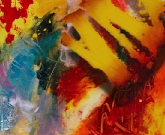 James Jensen, Ribbon Series Deep Yellow