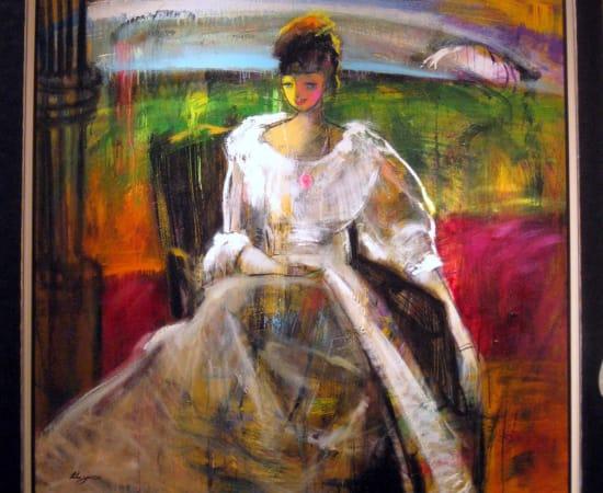 Helen Zarin, Contemplation