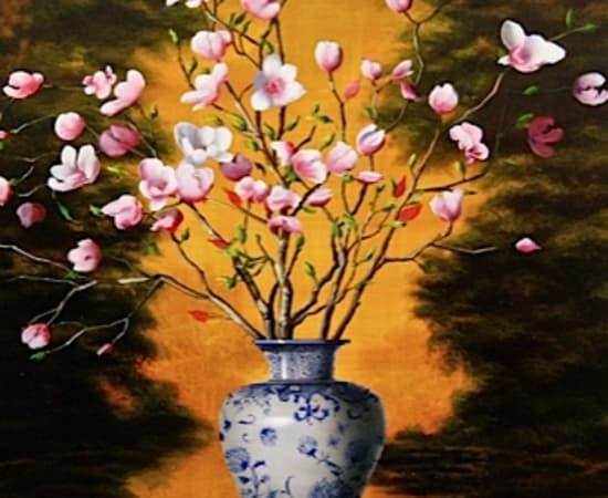 James Jensen, Chinese Magnolias