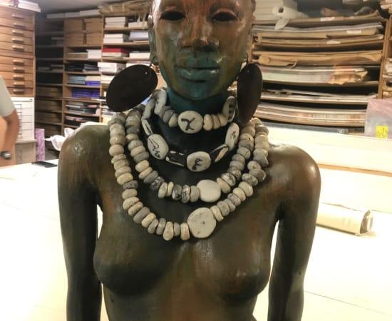 Woodrow Nash, Oba River Goddess