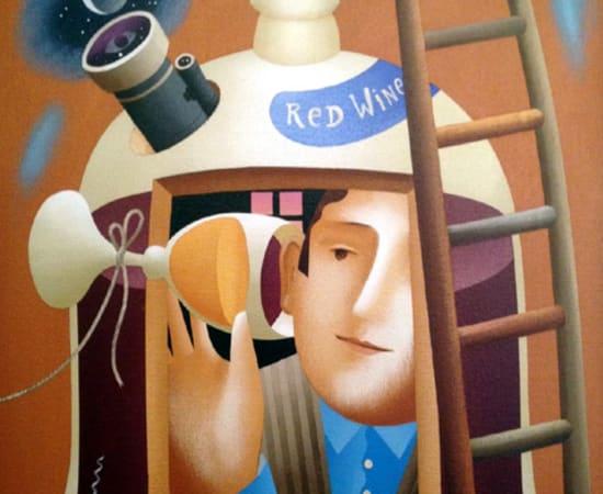 Anton Arkhipov, Wine Talk I
