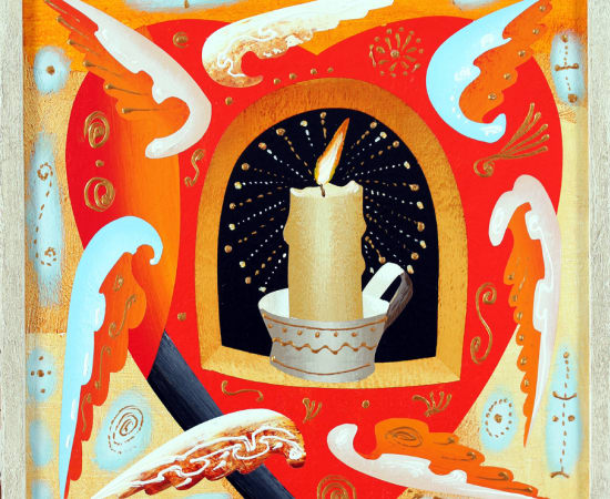 Anton Arkhipov, Heart And Candle