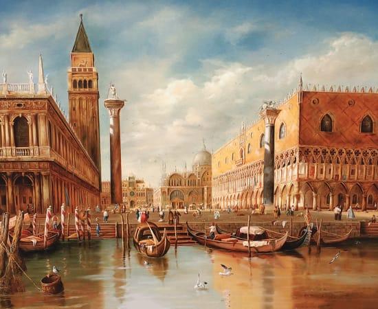Antal Goldfinger, Venezia