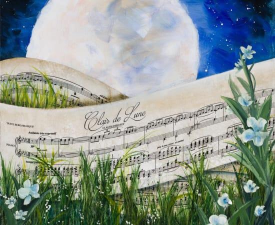 Julie Anna Lewis, Clair de Lune