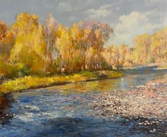Paul Guy Gantner, Eagle River