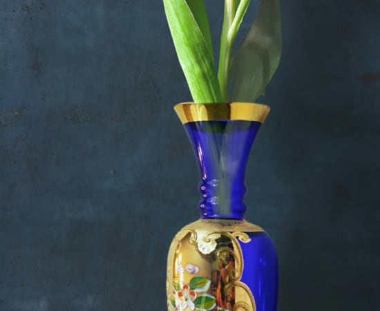 Antal Goldfinger, The Art Deco Series - Single Vase 2