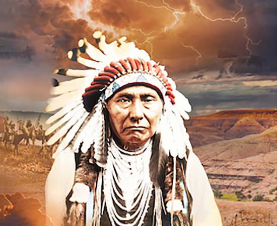 Antal Goldfinger, Chief Joseph 2