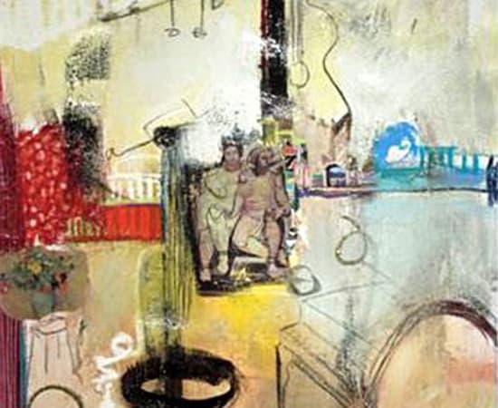 Helen Zarin, Abstract One