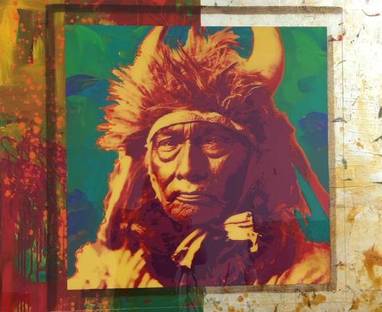 James Jensen, Bull Chief 101L