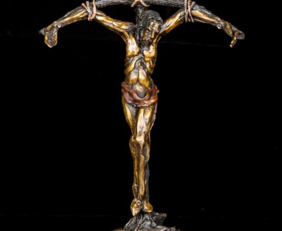 Gib Singleton, Calvary Cross 18'