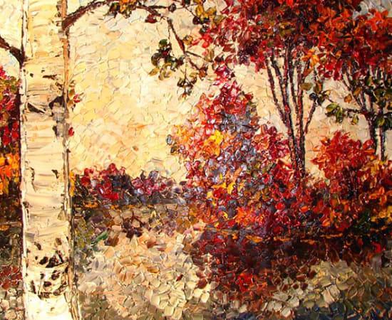 Maya, Foliage of Fall