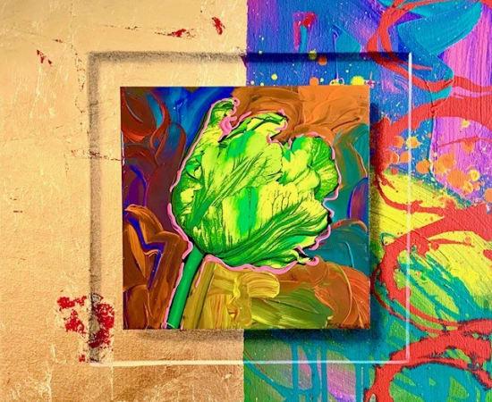 James Jensen, Tulip Green 10156