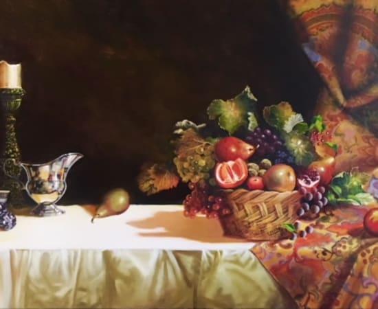 James Jensen, The Fruit Basket 00413