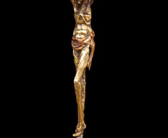 Gib Singleton, Bowed Crucifix (Book Edition)