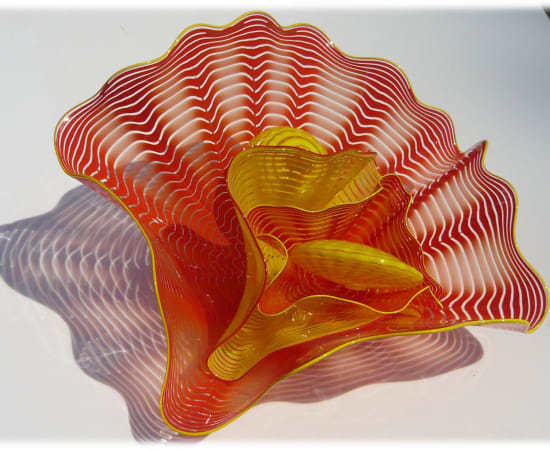 Robert Kaindl, Red And Yellow Wrap