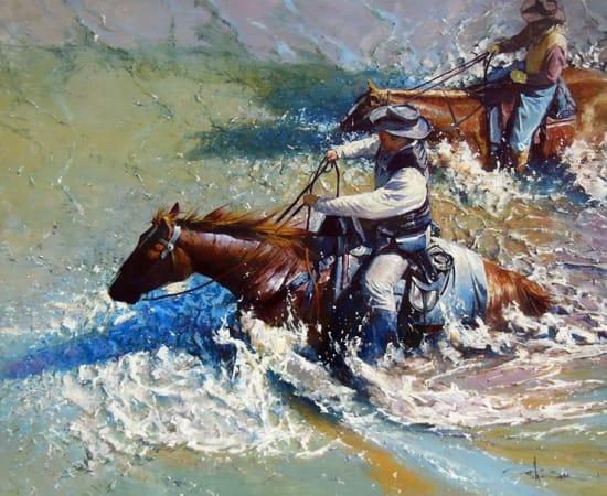 Robert Hagan, Wet Ride