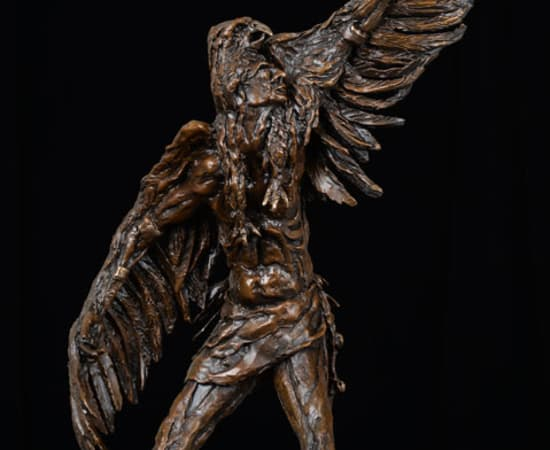 Gib Singleton, Eagle Dancer 3