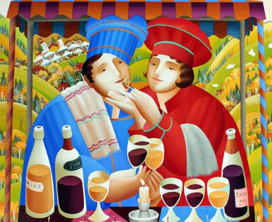 Anton Arkhipov, Gourmet on Gore