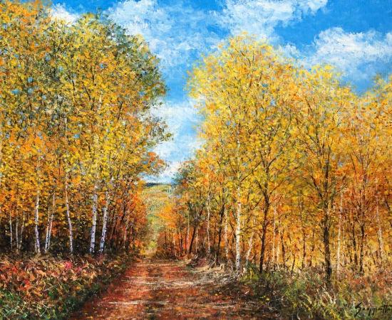 James Scoppettone, An Aspen Lane