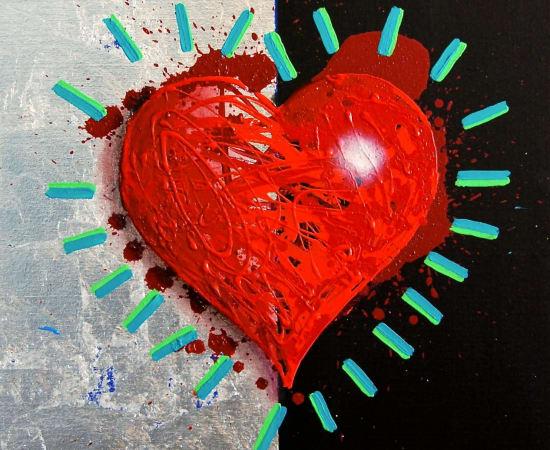 James Jensen, Red Heart 10222