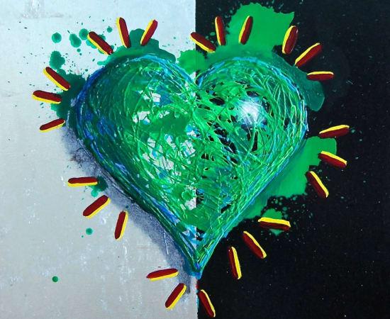 James Jensen, Green Heart