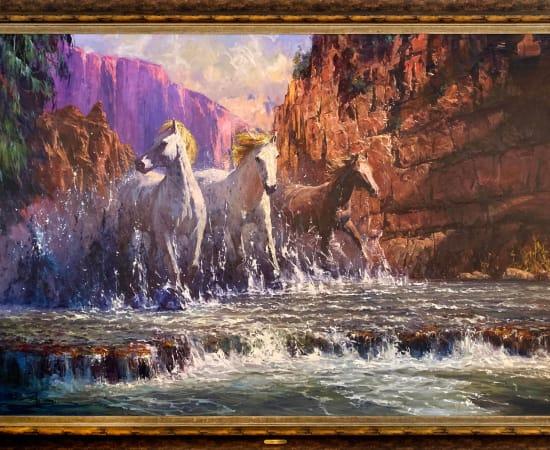 Robert Hagan, Canyon Fury