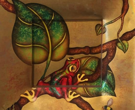Luis Sottil, Gorgeous Red Frog