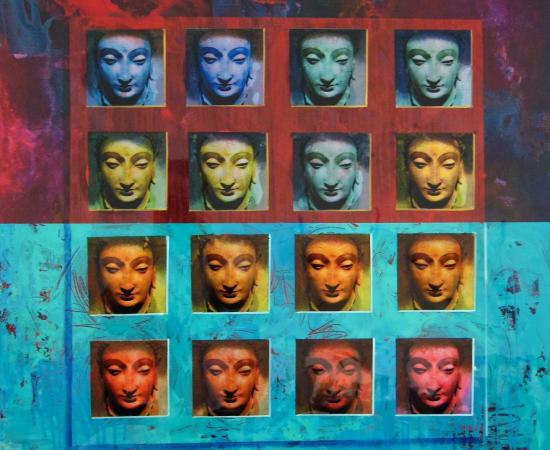 James Jensen, Faces Of Buddha