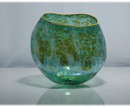 Robert Kaindl, Emerald Green With Platinum