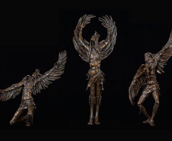 Gib Singleton, Eagle Dancer Suite