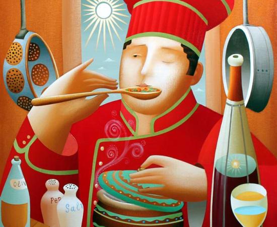 Anton Arkhipov, Delicious