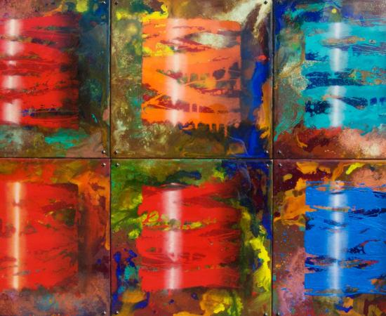 James Jensen, Paint Mixer