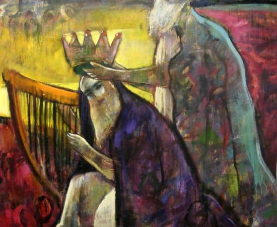 Helen Zarin, Coronation of King David
