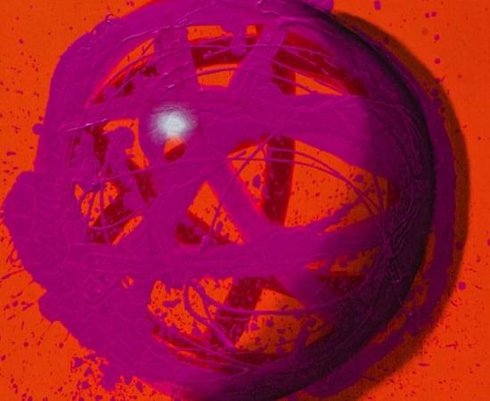 James Jensen, Magenta Orange Paintball 86V