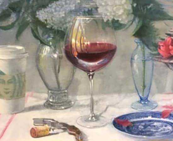 Dean Bowlby, Wine Glass
