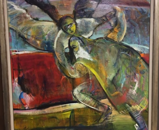 Helen Zarin, Jacob & The Angel