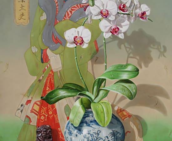 Antal Goldfinger, Memoires of the Geisha