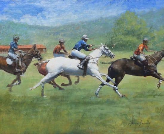 Dean Bowlby, Summer Polo