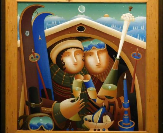 Anton Arkhipov, Enchanted Evening