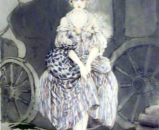Louis Icart, Manon