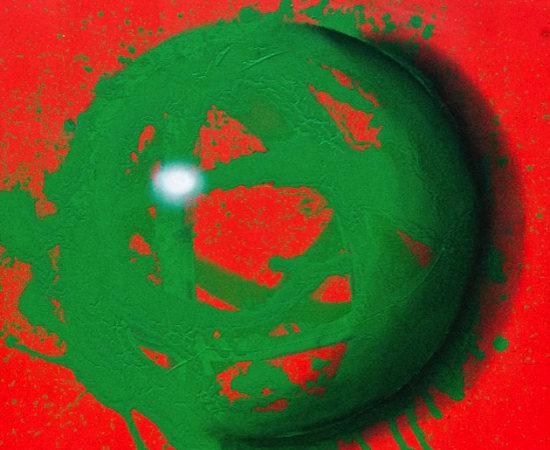 James Jensen, Green Red Paintball 85V
