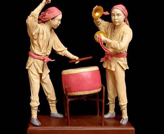 Liu Miao Chan, Dragon Dancer Drummers