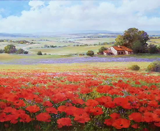 Paul Guy Gantner, Poppy Fields