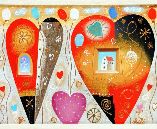 Anton Arkhipov, Hearts
