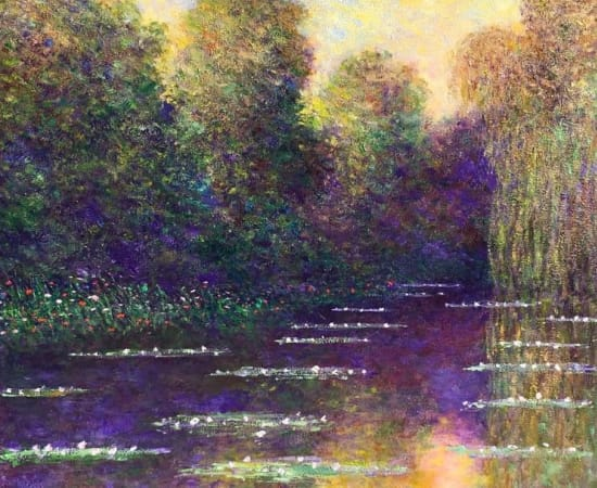 James Scoppettone, Shadows In The Water Garden