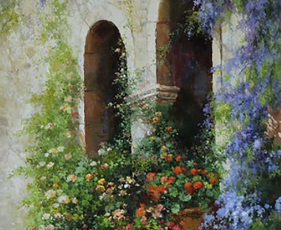 Paul Guy Gantner, Set (3 of 3) Une Belle Terrasse