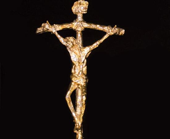Gib Singleton, Agnus Dei Gold 11'