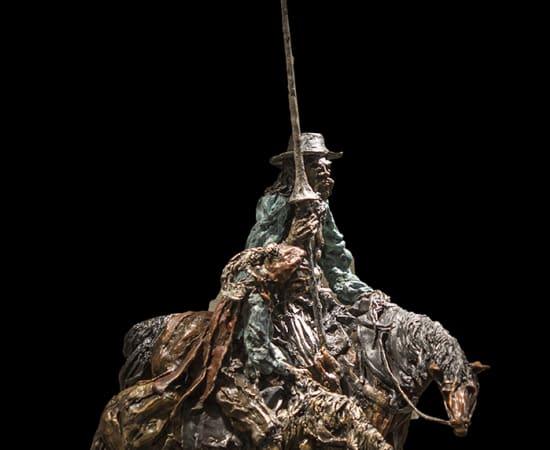 Gib Singleton, Don Quixote