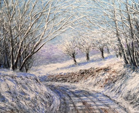 James Scoppettone, Frosty Morning