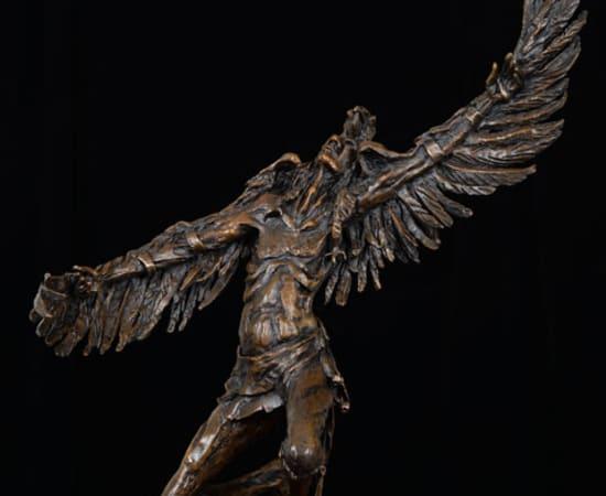 Gib Singleton, Eagle Dancer 1